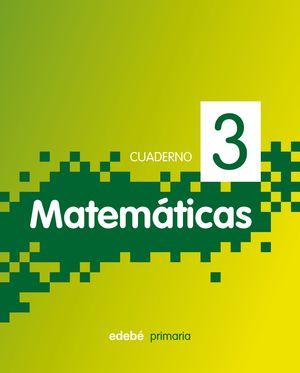 CUADERNO MATEMATICAS 3 PIXEL 1ºEP 2011