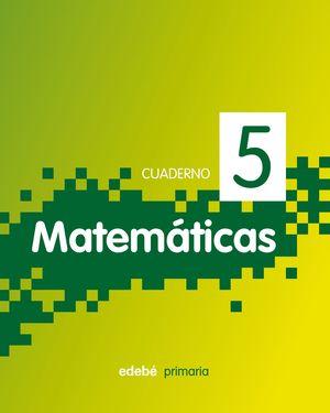CUADERNO MATEMATICAS 5 PIXEL 2ºEP 2011