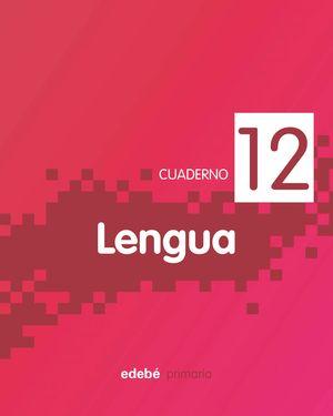 CUADERNO LENGUA 12