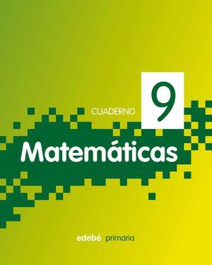 CUADERNO MATEMATICAS 9 PIXEL 3ºEP 2011