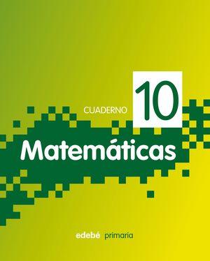 CUADERNO MATEMATICAS 10 PIXEL 2011