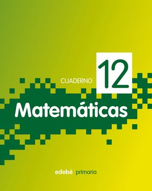 CUADERNO MATEMATICAS 12 PIXEL 2011