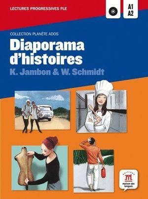 DIAPORAMA D¦HISTOIRES (A1-A2) (GRUPO EDEBE)