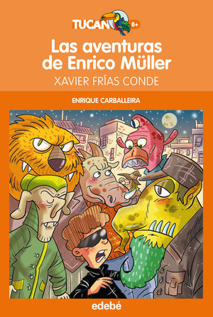 LAS AVENTURAS DE ENRICO MÜLLER