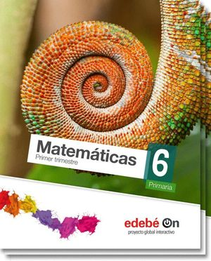 MATEMATICAS 6ºEP (TRIMESTRES) 2015