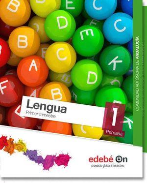 LENGUA 1ºEP + LECTOESCRITURA TALENTIA (2015)