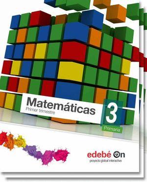 MATEMATICAS 3ºEP 2015