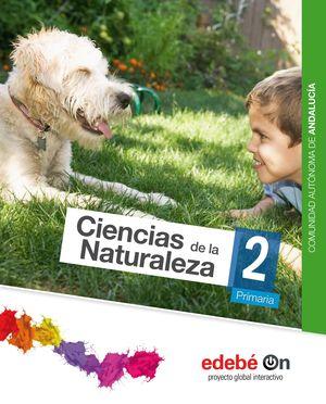 CIENCIAS DE LA NATURALEZA 2ºEP (2015)
