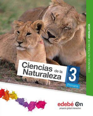 CIENCIAS DE LA NATURALEZA 3ºEP 2015