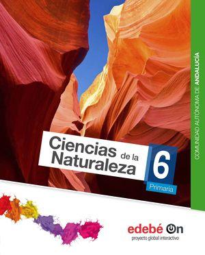 CIENCIAS DE LA NATURALEZA 6ºEP 2015