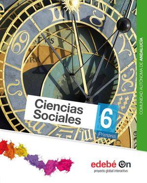 CIENCIAS SOCIALES 6ºEP 2015