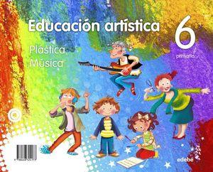 EDUCACION ARTISTICA 6ºEP 2015 PLASTICA - MUSICA
