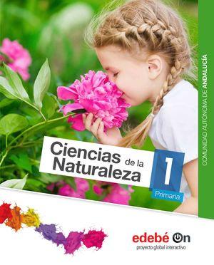 CIENCIAS DE LA NATURALEZA 1ºEP (2015)
