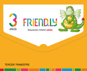 FRIENDLY 3 AÑOS TERCER TRIMESTRE