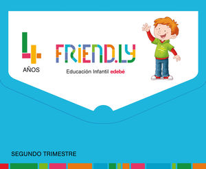 FRIEND.LY 4 AÑOS 2º TRIMESTRE 2017