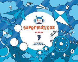 SUPERMÁTICOS CUADERNO 7