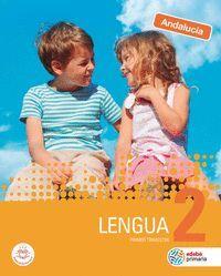 LENGUA 2 EP TRIMESTRAL ANDALUCIA 2019