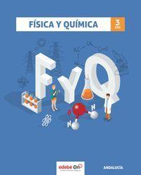 FÍSICA Y QUÍMICA 3º ESO ANDALUCIA 2020