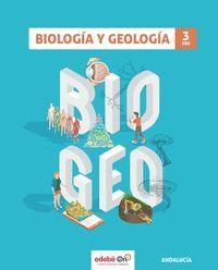 BIOLOGÍA Y GEOLOGÍA 3º ESO ANDALUCIA 2020