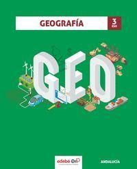 GEOGRAFÍA E HISTORIA 3º ESO ANDALUCIA 2020