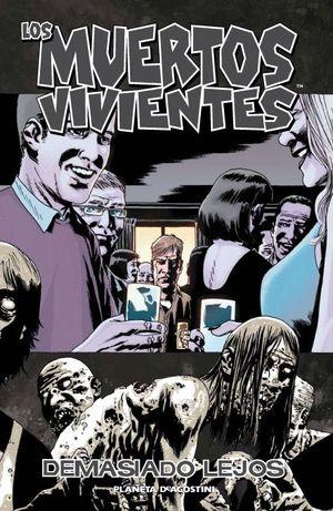 LOS MUERTOS VIVIENTES Nº 13