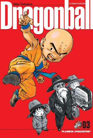 DRAGON BALL Nº 03 (ULTIMATE EDITION)