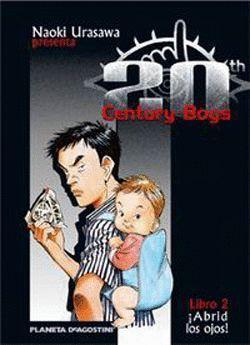 20TH CENTURY BOYS Nº 02