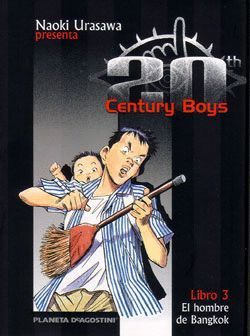 20TH CENTURY BOYS Nº 03