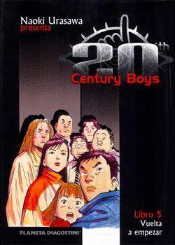 20TH CENTURY BOYS Nº 05/22