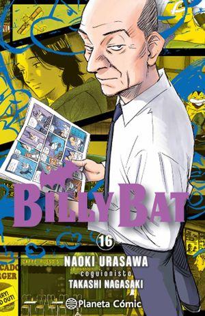 BILLY BAT Nº16