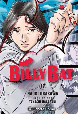 BILLY BAT Nº 17