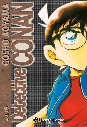 DETECTIVE CONAN Nº 16 (NUEVA EDICION)