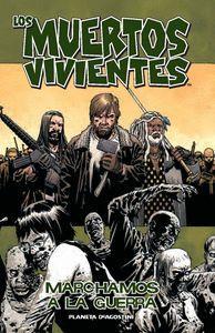 LOS MUERTOS VIVIENTES Nº 19