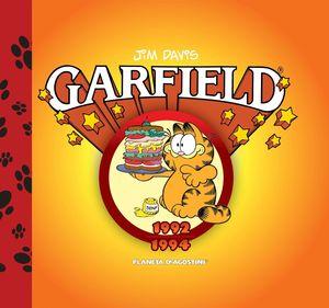 GARFIELD 1992-1994 Nº 08