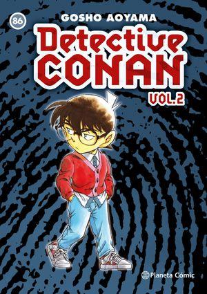 DETECTIVE CONAN VOL.2 Nº86