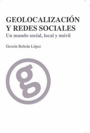 GEOLOCALIZACIÓN Y REDES SOCIALES