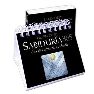 SABIDURIA 365 CALENDARIO TACO