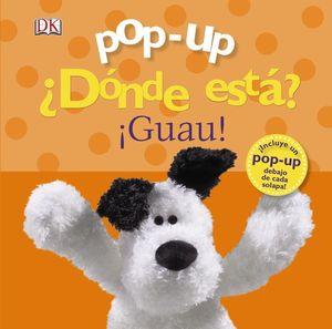 DONDE ESTA ? ¡GUAU! POP-UP