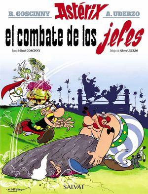 EL COMBATE DE LOS JEFES