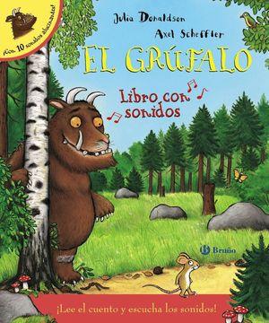 EL GRUFALO LIBRO CON SONIDOS