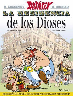 LA RESIDENCIA DE LOS DIOSES. EDICION 2015