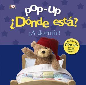 POP UP DONDE ESTA A DORMIR