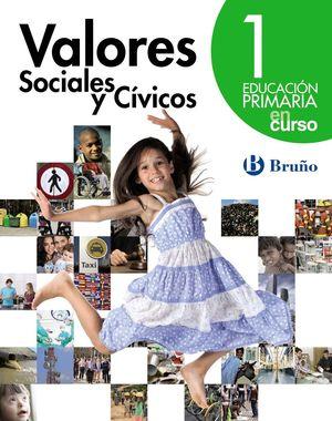 EN CURSO VALORES SOCIALES Y CÍVICOS 1 PRIMARIA