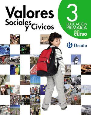 EN CURSO VALORES SOCIALES Y CÍVICOS 3 PRIMARIA