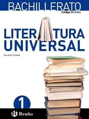 LITERATURA UNIVERSAL 1ºBACH. 2016