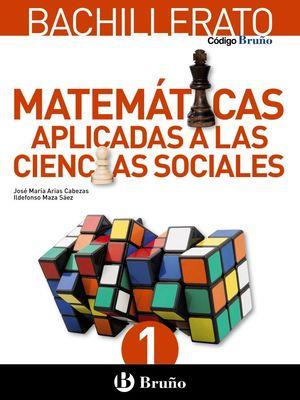 MATEMATICAS APLICADAS A LAS CIENCIAS SOCIALES 1ºBACH. 2016