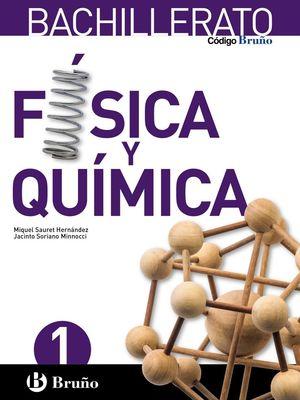 FISICA Y QUIMICA 1ºBACH. 2016