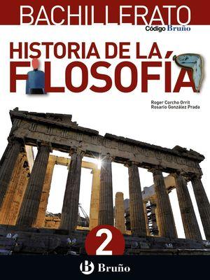 HISTORIA DE LA FILOSOFIA 2ºBACH. 2016