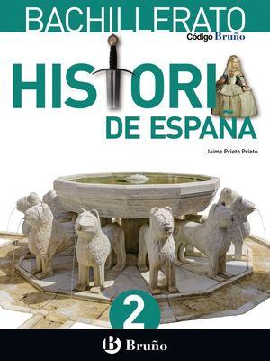 HISTORIA DE ESPAÑA 2ºBACH. 2016