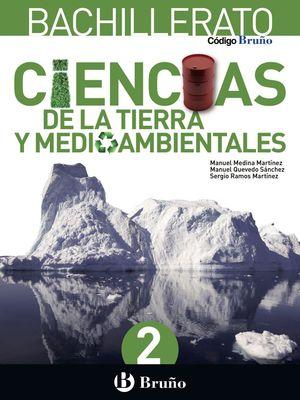 CIENCIAS DE LA TIERRA Y MEDIOAMBIENTALES 2ºBACH. 2016
